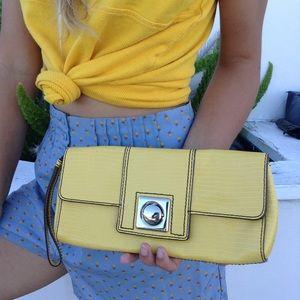 Banana Republic clutch purse